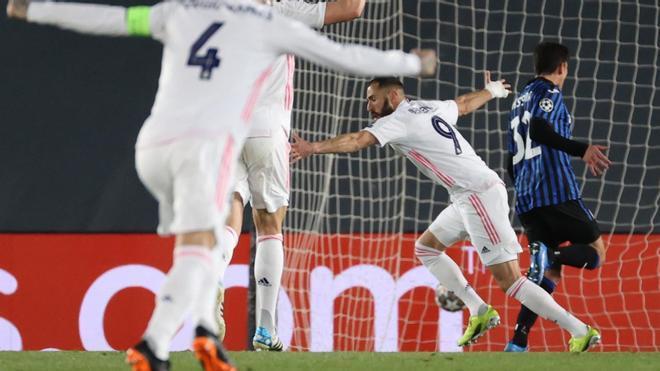 Un despropósito tras otro: Así se fraguó el gol que el Atalanta regaló a Benzema