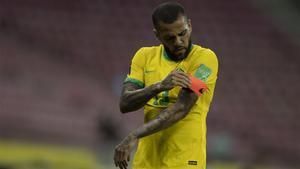 Dani Alves se ha ofrecido al Barça y Koeman lo ha valorado en rueda de prensa