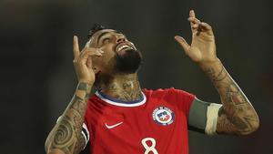 ¡Qué misil! El golazo de Arturo Vidal ante Perú que te dejará sin habla