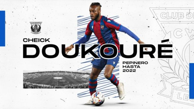 Doukouré ya es jugador del Leganés