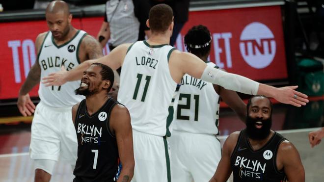 Durant, ante los Nets