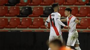El gol de Fran García que dejó en evidencia a Lenglet