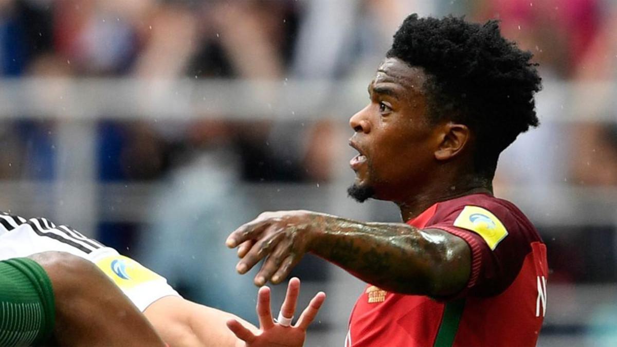 Nelson Semedo, lateral del Benfica y de la selección de Portugal
