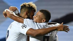 El PSG se mete en semifinales en un minuto mágico