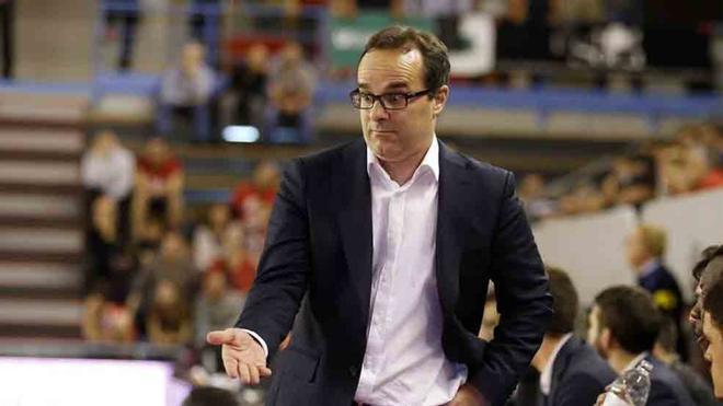 Diego Ocampo ha recsindido su contrato con el Baix Manresa