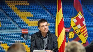 Antoni Guil, presidente de la Confederación Mundial de Peñas