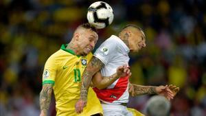 Guerrero y Everton han sido los más destacados de esta Copa América