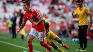 Grimaldo repasa para SPORT cómo llega el Benfica para el partido contra el Barça y recuerda su pasado culé