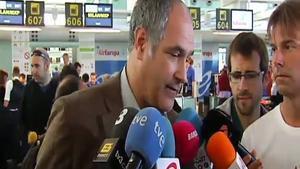 Zubizarreta: El Milan es un histórico y sabe jugar estas competiciones