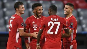 El Bayern sigue intratable en Europa: así arrolló al Atlético de Madrid