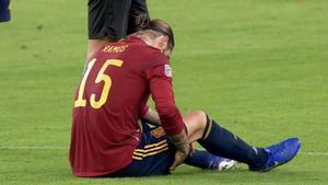 Ramos, roto
