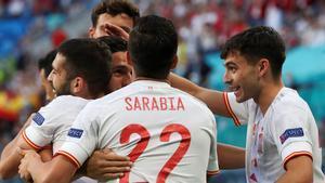 España, a semifinales