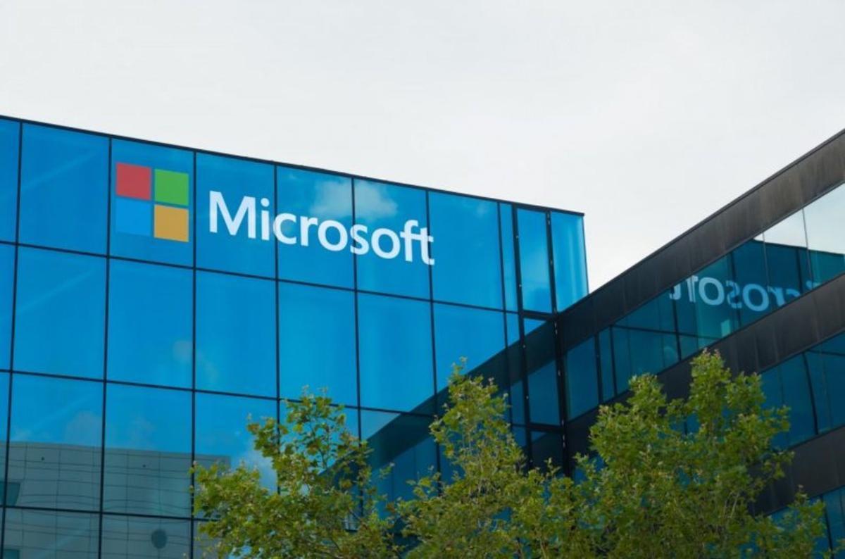 Microsoft está de celebración