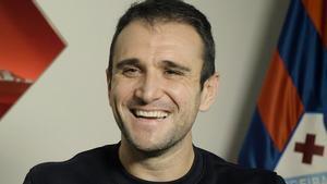 Kike García renueva con el Eibar hasta 2023