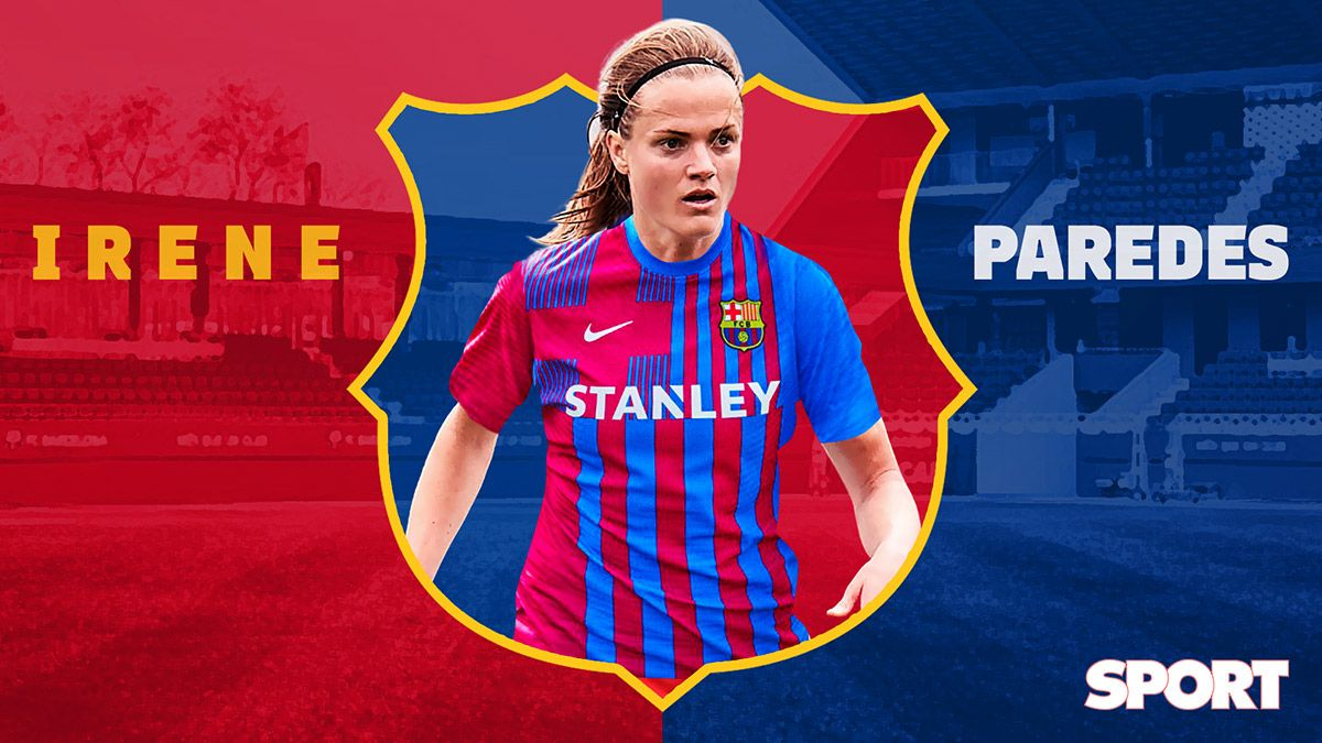 El Barça ficha a Irene Paredes