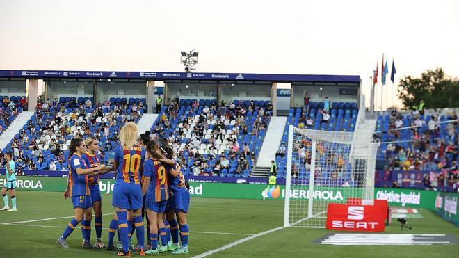 El momento en el que Vicky Losada levantó la Copa de la Reina