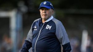 Justicia argentina confirma que los herederos de Maradona son sus cinco hijos