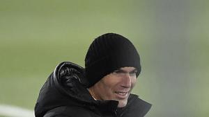Zidane, leyenda blanca
