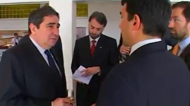 El curioso vídeo de 2004 en el que Laporta y Lendoiro valoraban ya crear una SuperLiga