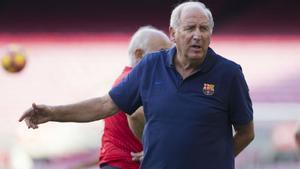 Rexach: Me sabe mal porque parece que todo el mundo sale rebotado del Barça