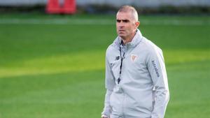 Garitano, entrenador de los leones