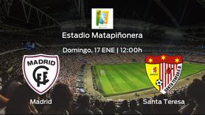 Previa del partido de la jornada 8: Madrid CFF contra Santa Teresa Badajoz