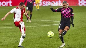 Girona y Sabadell se repartieron los puntos en Montilivi