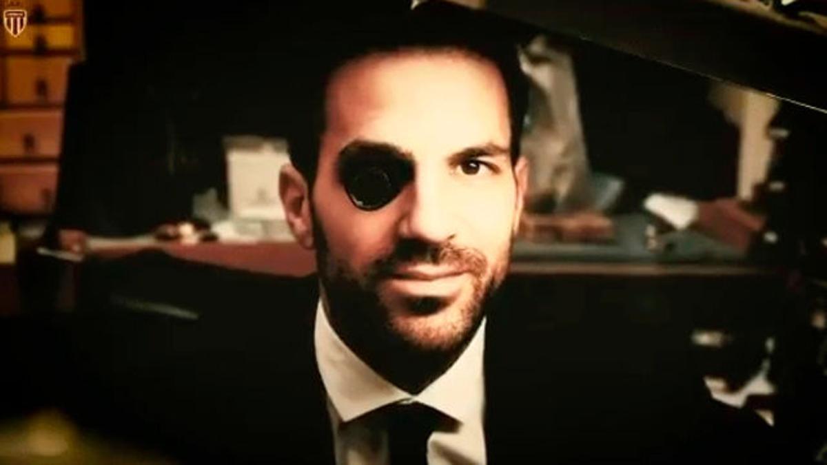 El Mónaco anuncia el fichaje de Cesc