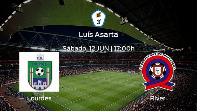 Previa del partido de la jornada 8: Lourdes contra River Ega