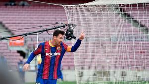¡No diga gol, diga pichichi Leo Messi! Así narró la radio el tanto del capitán azulgrana