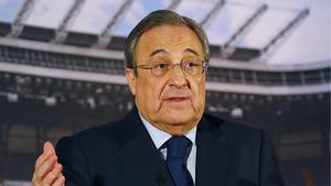 Florentino anuncia medidas legales por la grabación clandestina de conversaciones donde criticaba a Casillas y Raúl
