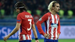LACHAMPIONS   Qarabag - Atlético de Madrid (0-0)