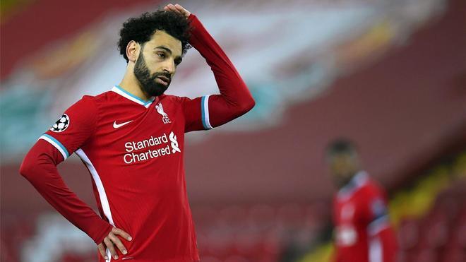 Todas las ocasiones falladas del Liverpool en Anfield