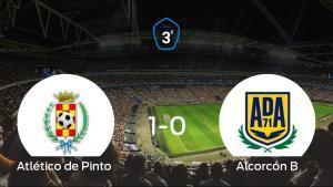 Atlético de Pinto 1-0 Alcorcón B
