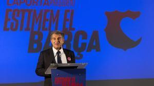 Laporta: El aplazamiento de las elecciones sería muy perjudicial