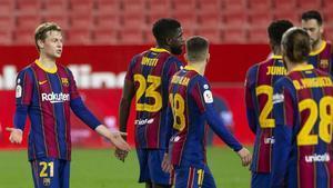 El Barça ha recibido 35 goles en los 33 partidos oficiales disputados en la presente temporada