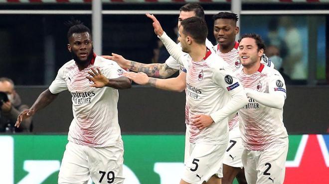 El resumen del sufrido pase del Milan a octavos de la Europa League