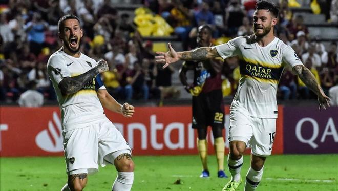 Solo resta una fecha para que termine la fase de grupos de la Copa Libertadores