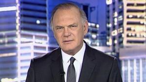Pedro Piqueras y su crítica a Ayuso por su gestión del coronavirus en Madrid