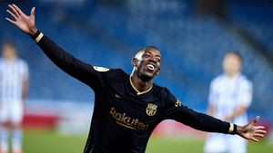 Ousmane Dembélé finaliza contrato en 2022