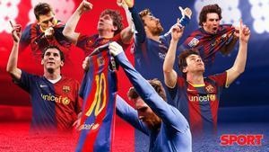 El Barça y Messi ya negocian la renovación del argentino