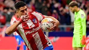 El doblete de Luis Suárez salva un punto para el Atlético ante la Real Sociedad: el resumen