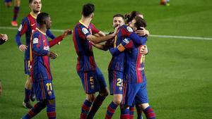 Una victoria del Barça este lunes contra el Valladolid en el Camp Nou dejaría al equipo de Koeman a un solo punto del Atlético de Madrid