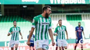Importante victoria del Betis ante el Huesca