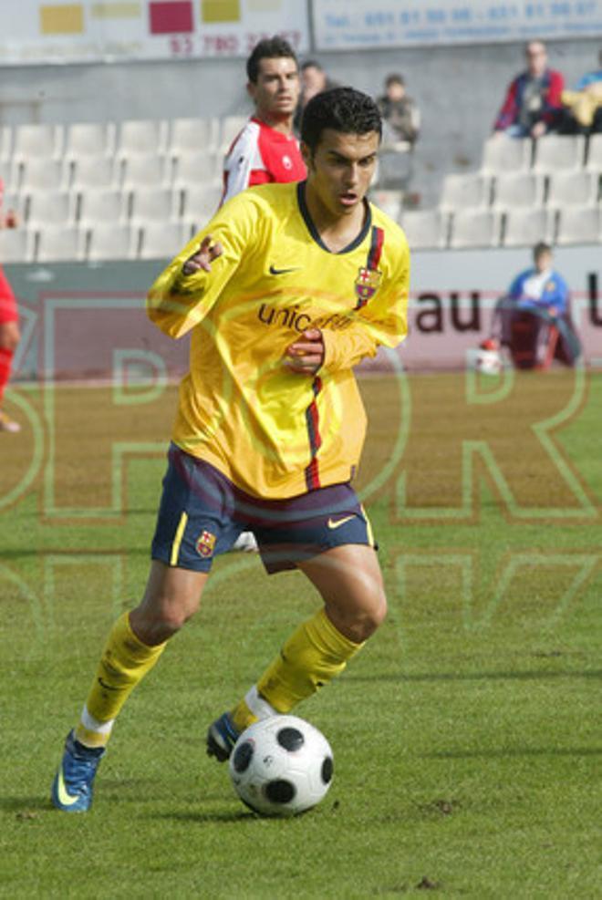 17.Pedro Rodríguez 2008 - 09