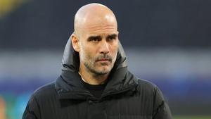 Pep Guardiola pretende dirigir una selección cuando deje el banquillo del City