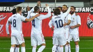 Luka Modric se cae de la lista de convocados para el partido contra el Granada