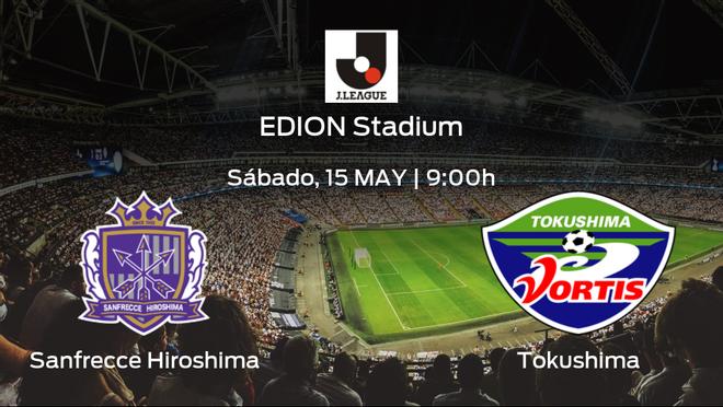 Previa del partido: el Sanfrecce Hiroshima recibe al Tokushima Vortis