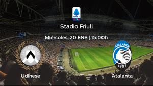 Previa del encuentro: Udinese - Atalanta