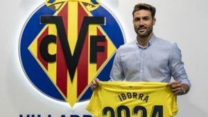 Iborra, hasta 2024 en el Villarreal